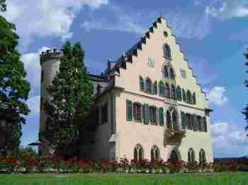 Rosenau Palace, Coburg, Germany