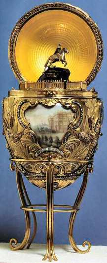 Peter the Great, Fabergé Egg